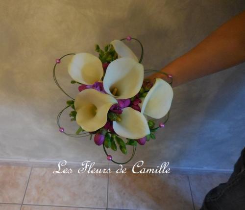 Bouquet de mariee numero 11