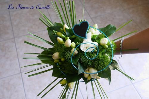 Bouquet de mariee numero 5