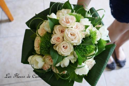 Bouquet de mariee numero 9
